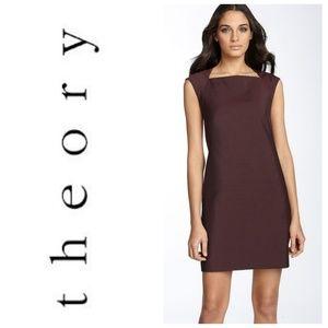 "FINAL $ - Theory ""Almeria"" Sheath Dress 10"
